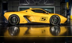 Fittipaldi EF7 Vision GT : officiel