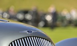 150 Bentley attendues à Windsor