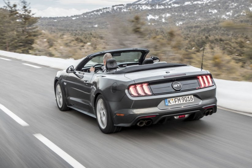 Ford Mustang : toujours un succès