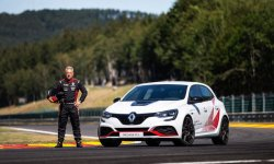Record : Mégane R.S Trophy-R à Spa