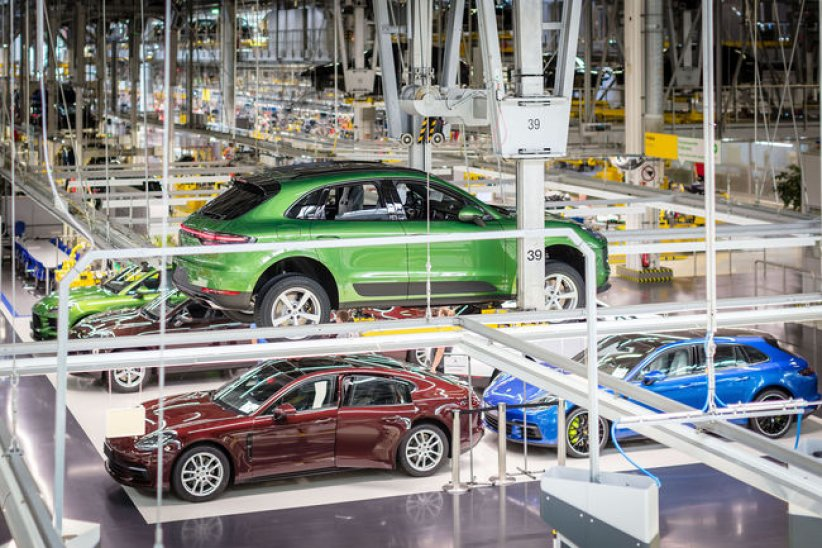 Porsche Macan : production lancée