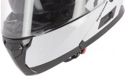 Casque Astone RT900 : Modulable accessible