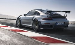 Porsche 911 GT2 RS : vers le Ring ?