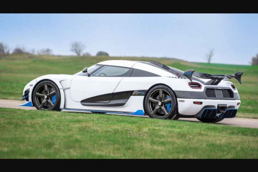 One-off Koenigsegg Agera RS1