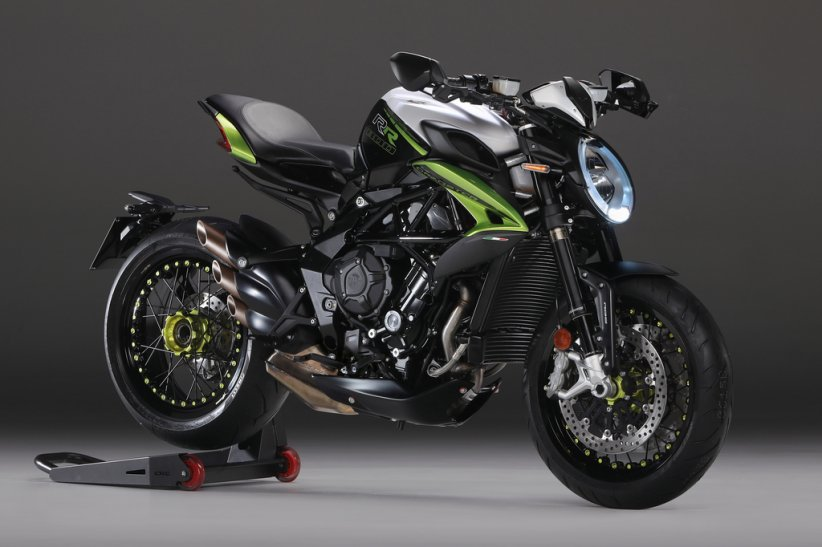 L'embrayage SCS Rekluse disponible sur la MV Agusta Dragster 800 RR