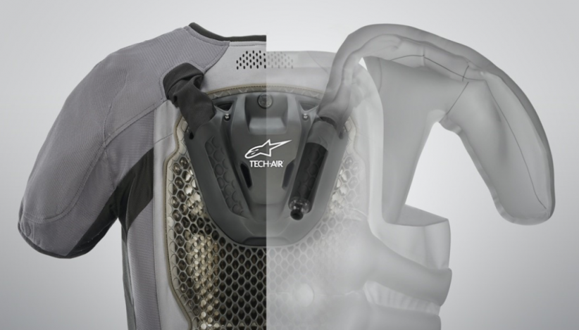 Nouvel airbag autonome Alpinestars Tech Air 5