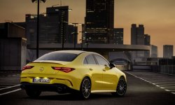 Mercedes-Benz CLA 35 4MATIC