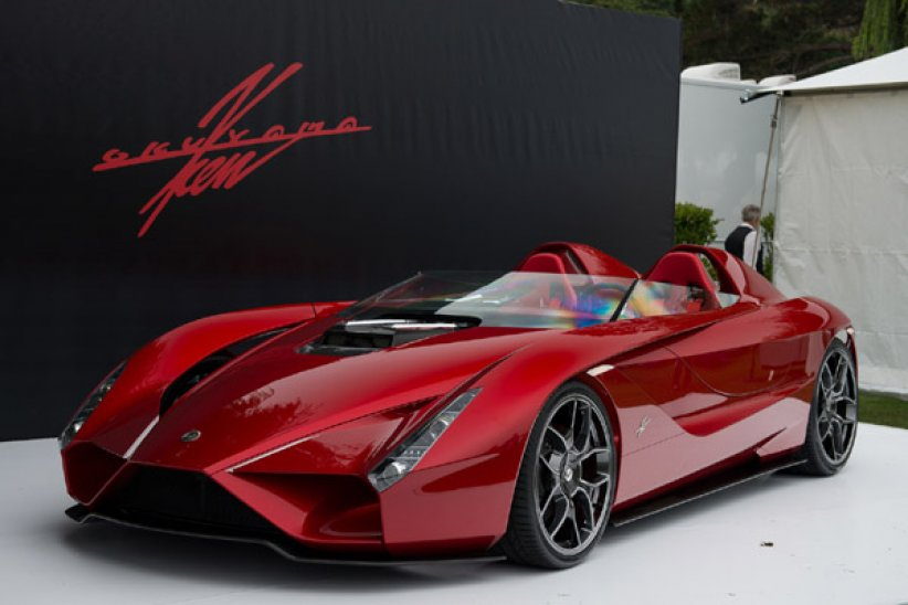 Pebble Beach : Ken Okuyama Kode 0