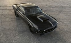 Classic Recreations Ford Mustang Boss 429