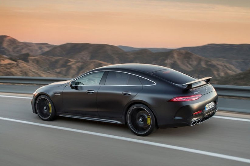Production : Mercedes-AMG GT 4-Door