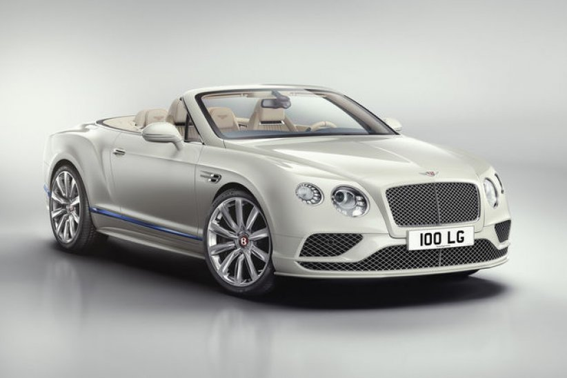 Bentley Continental GT Galene Edit.