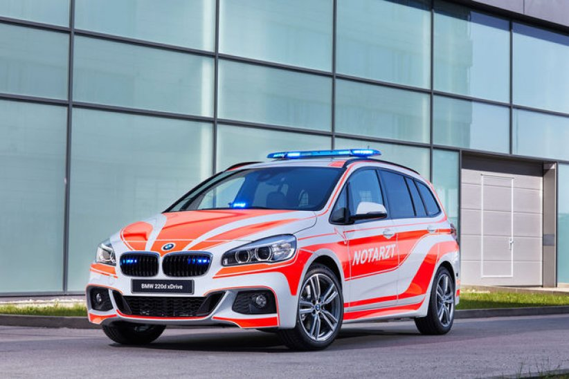 BMW Group au RETTmobil 2018