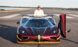 L'Agera RS bat le record du 0-400-0