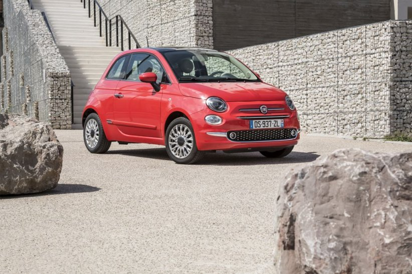 Fiat 500 1.2 Pop Dualogic 14 190 euros