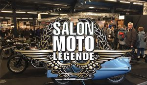 Salon Moto Legende 2018