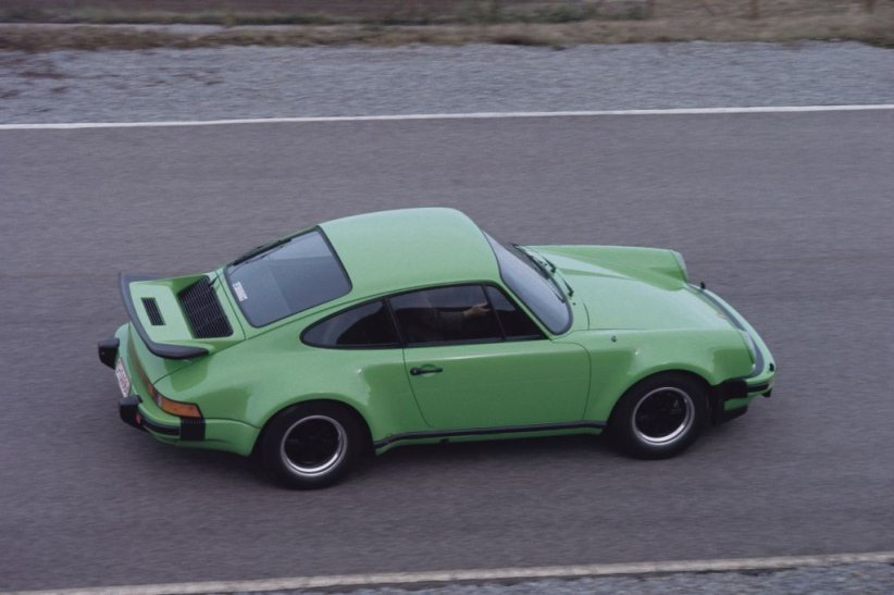 Porsche 911 Turbo 3.0 Coupé (1975)