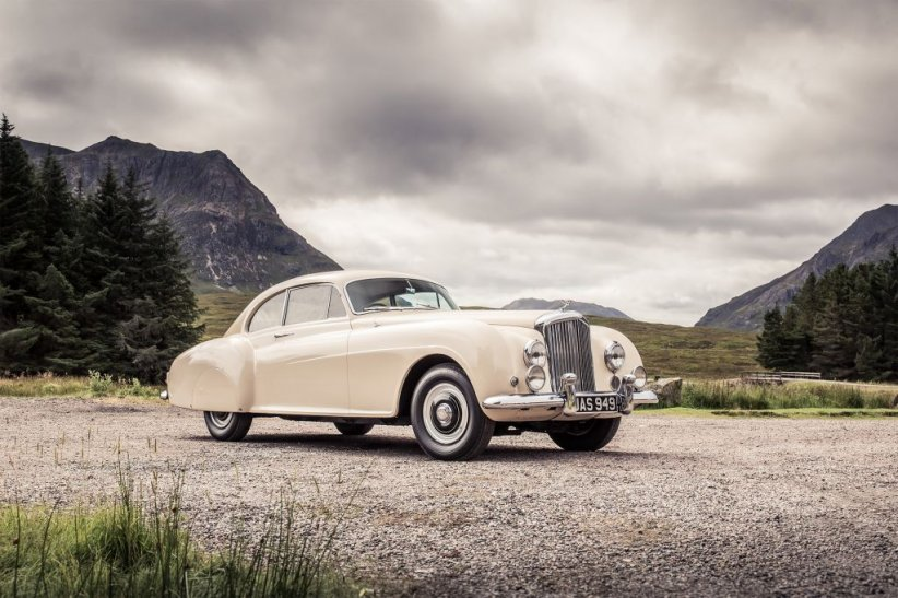 Bentley Continental R-Type (1952)