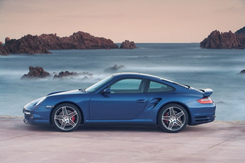 Porsche 911 Turbo type 997 (2006)