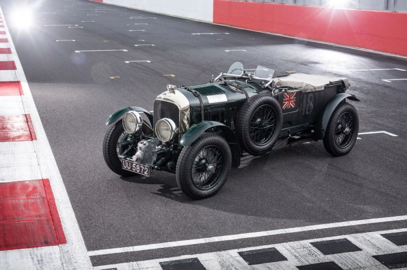 Bentley 4 1/2 Litre « Blower » (1929)