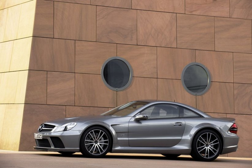 Mercedes SL 65 AMG Black Series (2008)