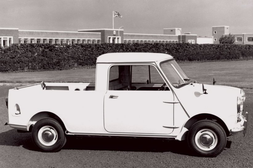 Mini pick-up (1961)