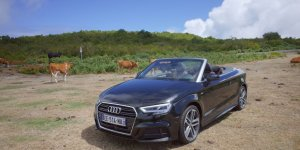 AUDI A3 Cabriolet 2.0 TFSI S tronic
