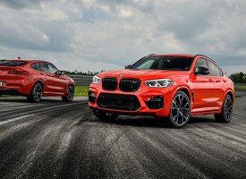 BMW X4 M COMPETITION 510 Ch