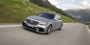 MERCEDES S 63 AMG 4Matic+ Limousine