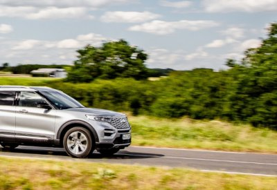 FORD USA Explorer 3.0 EcoBoost PHEV Platinum