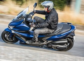 Kymco Xciting S400i