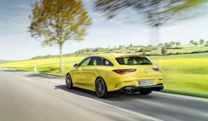 MERCEDES AMG CLA 35 4Matic Shooting Brake