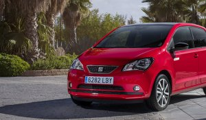 SEAT Mii Electric Plus