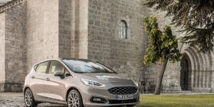 FORD Fiesta 1.0 EcoBoost 100 ch Vignale