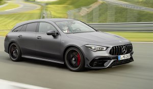 MERCEDES AMG CLA 45 S Shooting Brake