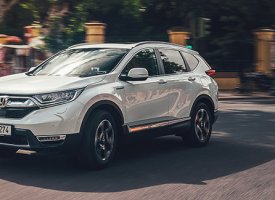 HONDA CR-V Hybrid Exclusive 4WD