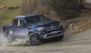 MERCEDES X 350 d Power 4Matic