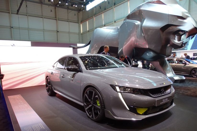 PEUGEOT 508 (II) PEUGEOT SPORT ENGINEERED