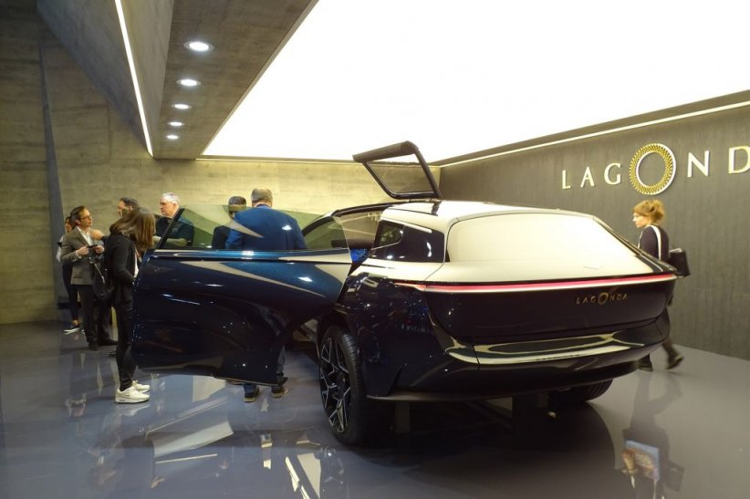 ASTON MARTIN LAGONDA All Terrain