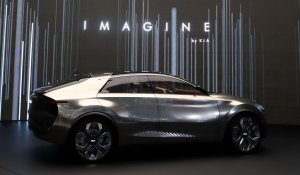 KIA Imagine