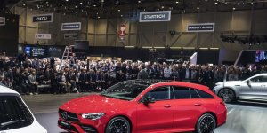 MERCEDES CLA Shooting Brake (II)
