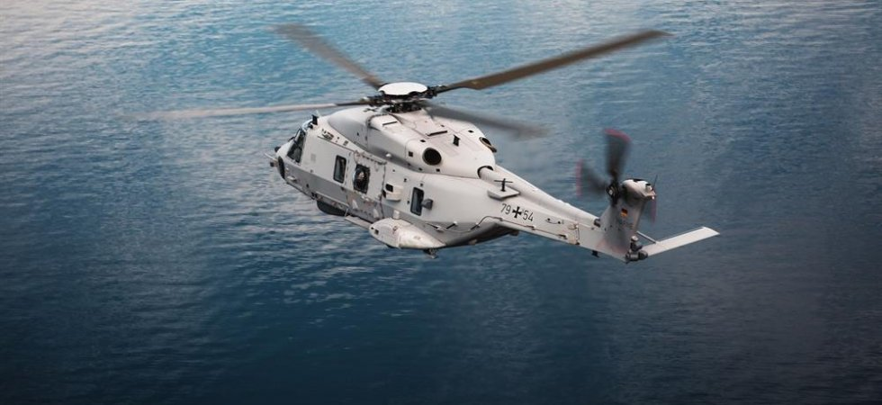 Airbus Group : la Bundeswehr commande 31 hélicoptères NH90