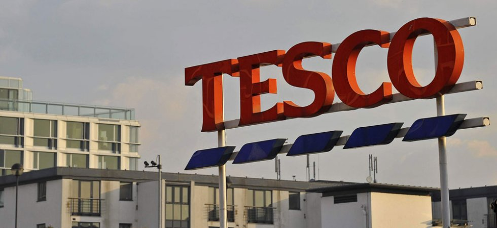 Tesco 'simplifie' ses structures