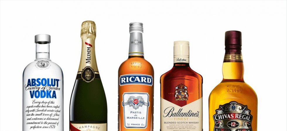 Pernod Ricard : The Capital Group a cédé des titres