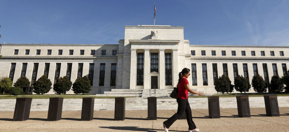 Etats-Unis : face au Covid, la Fed confirme son soutien à long terme