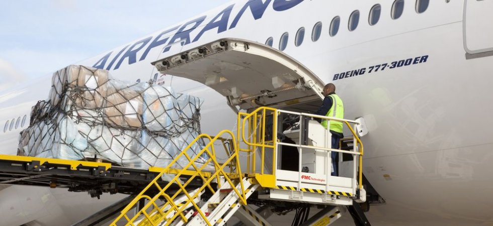 Air France KLM : net repli