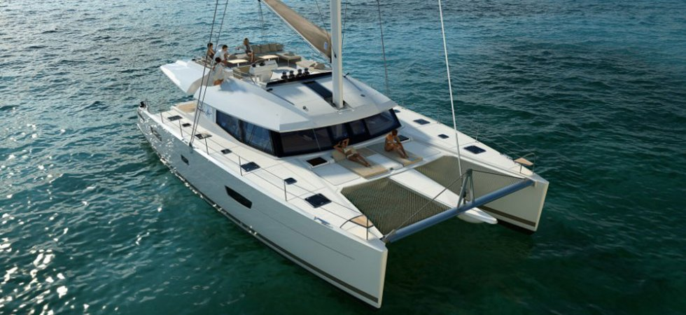 Fountaine Pajot : bon vent