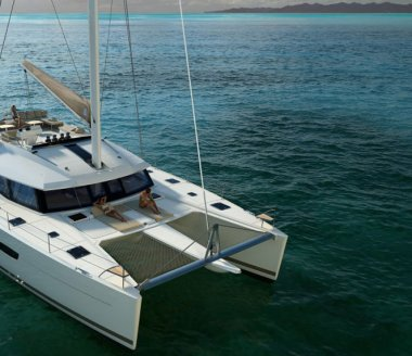 Fountaine Pajot : en forme, le relèvement de guidance salué