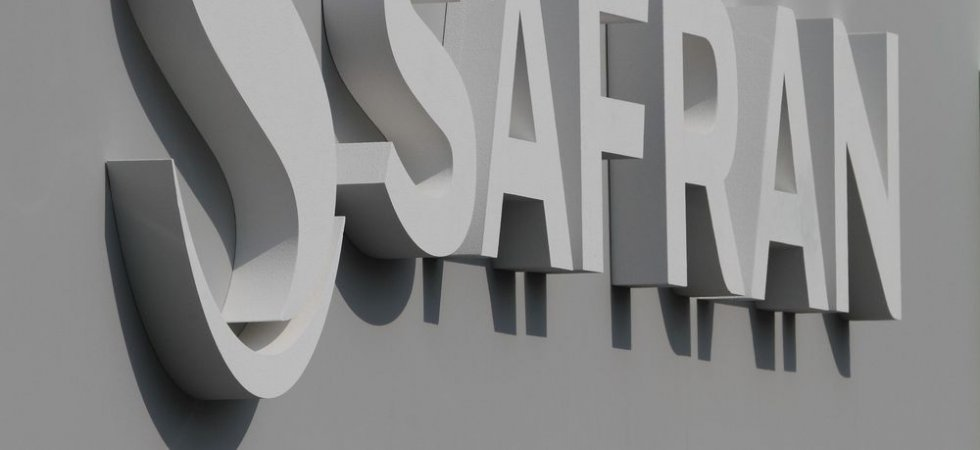 Safran : net repli