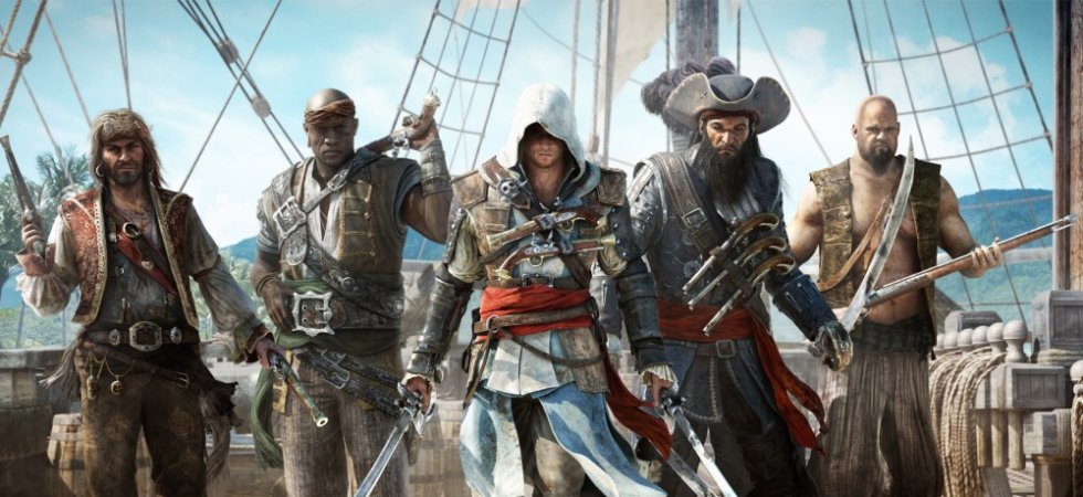 Ubisoft lance le tome 2 d'Assassin's Creed Conspirations