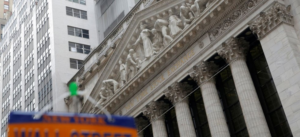 Etats-Unis : Wall Street poursuit sa correction